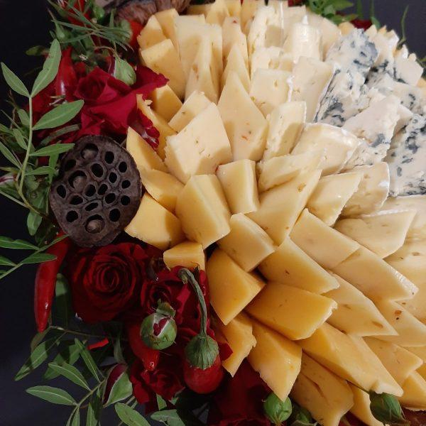 Букет из сыра
