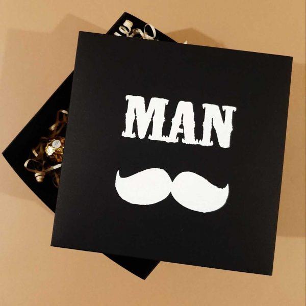 Подарочный Бокс - MAN №1