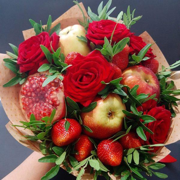 Букет из фруктов купить Киев