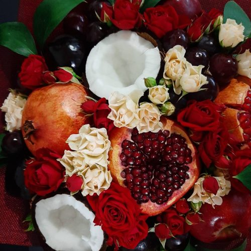 Букет из фруктов Киев