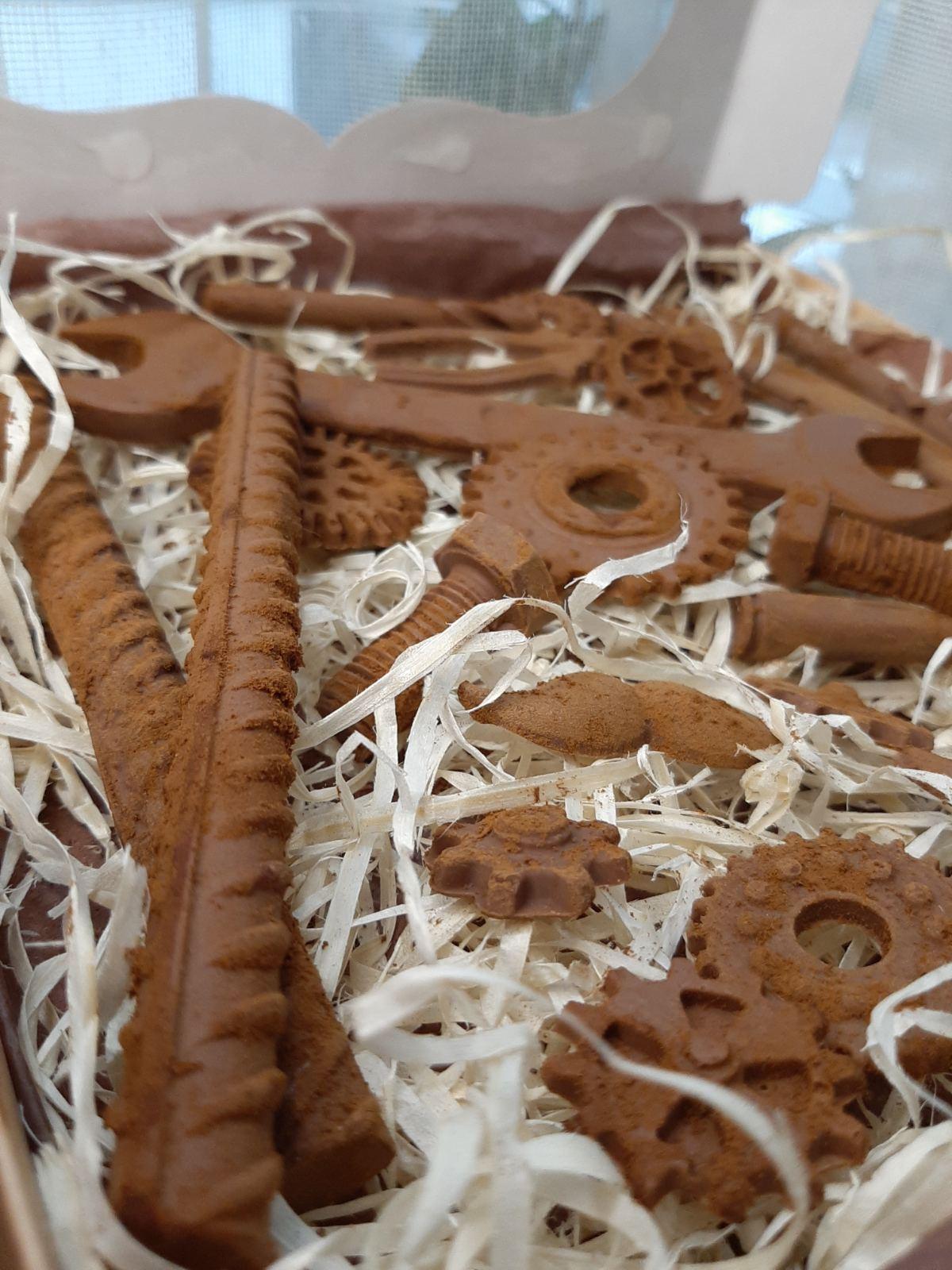Шоколадные инструменты