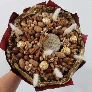 Ореховый букет с Ferrero